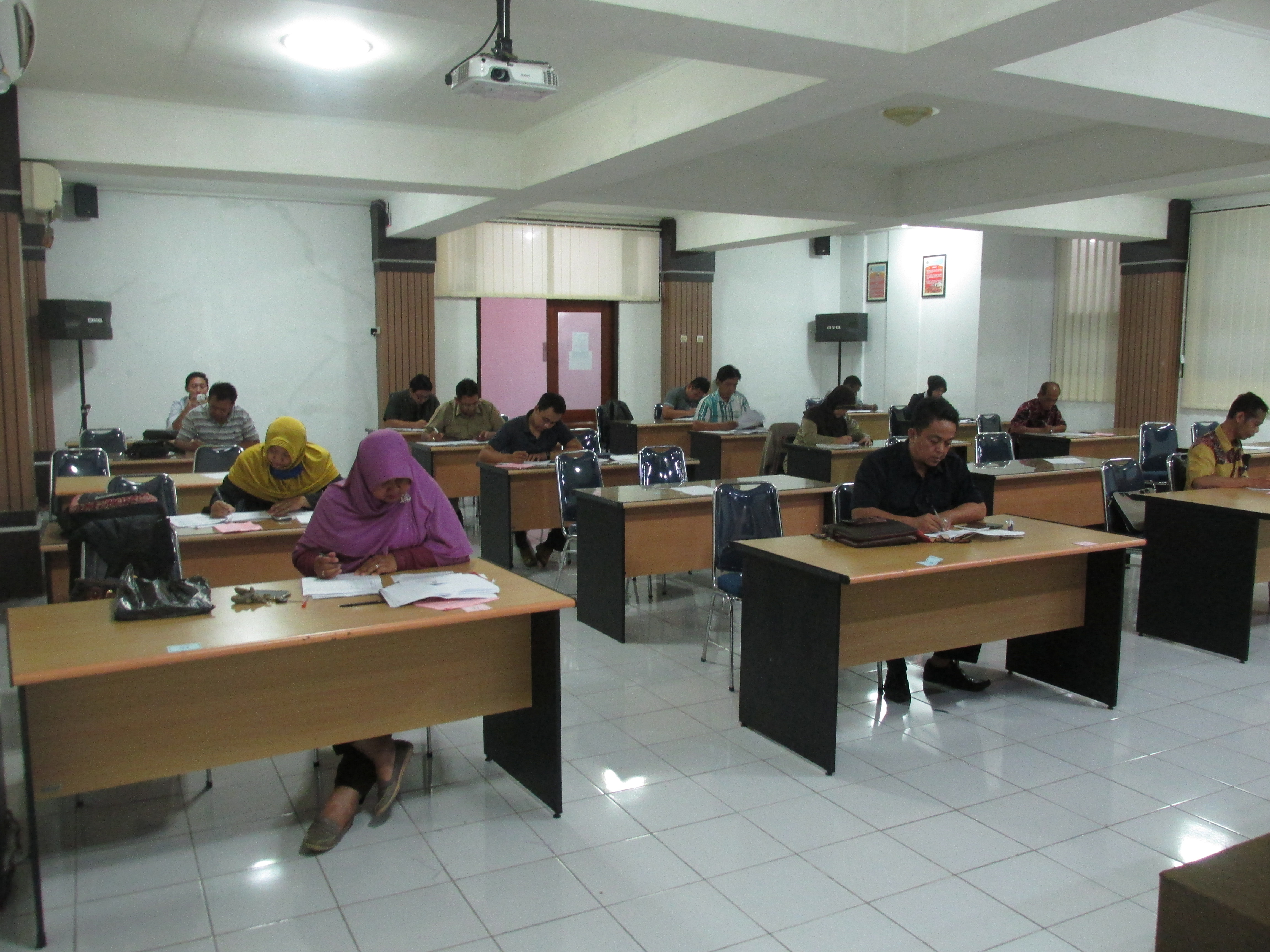 Ujian Akhir Semester S2 Th 2014/2015