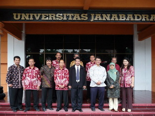 UJB Menyelenggarakan Pelatihan HKI dan Paten Drafter