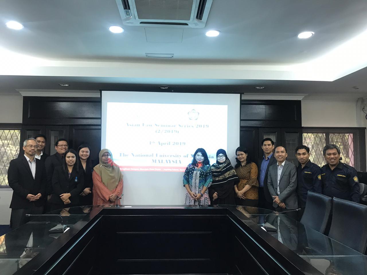 Kerjasama Universitas Janabadra dengan University Kebangsaan Malaysia