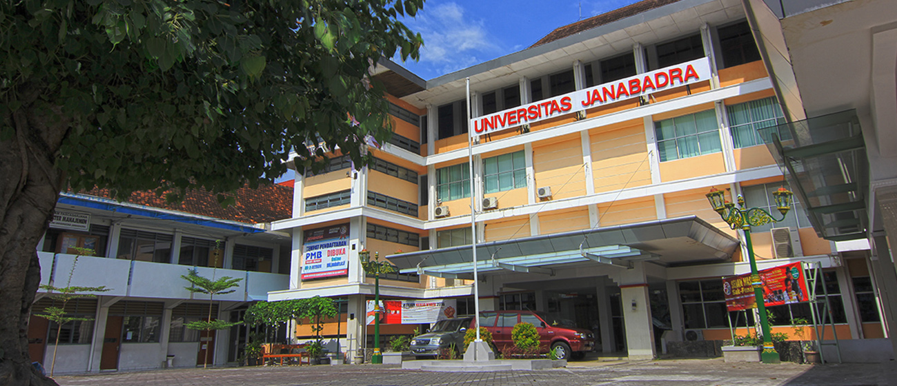Kampus Pusat Universitas Janabadra